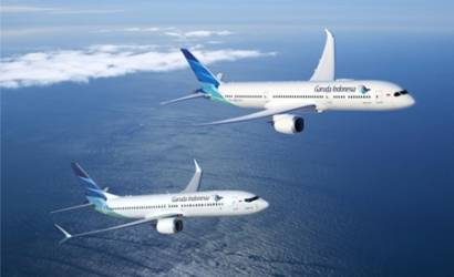 Garuda Indonesia completes order for 30 Boeing Dreamliners