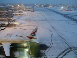 Frozen Britain – further travel disruption expected as temperatures plummet