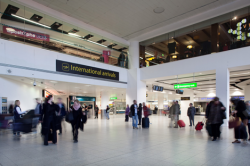 Gatwick reports record passenger growth in October