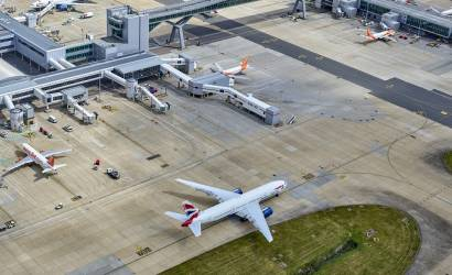 Gatwick off to a flying start in 2019 as passenger numbers rise