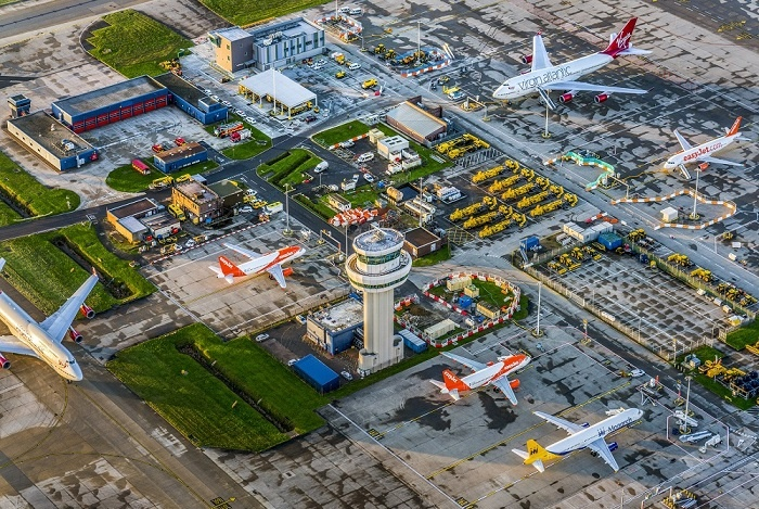 Long-haul growth drives up passenger numbers at Gatwick Airport