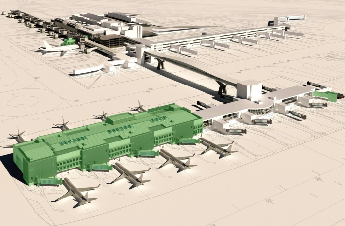 Gatwick unveils plan for North Terminal expansion