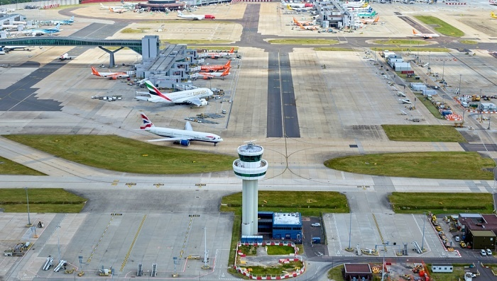 London Gatwick reports strong passenger numbers for early 2019
