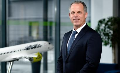Breaking Travel News interview: Martin Gauss, chief executive, airBaltic