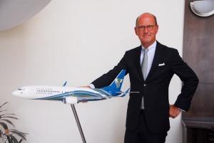 Gregorowitsch in surprise departure from Oman Air