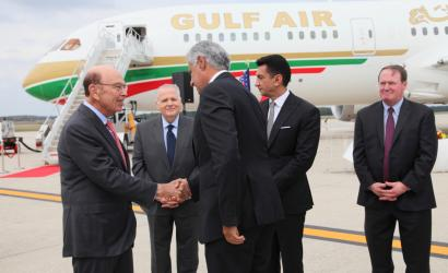 Gulf Air welcomes latest Boeing Dreamliner to fleet