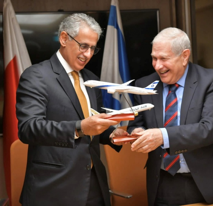 Gulf Air signs partnership with EL AL Airlines