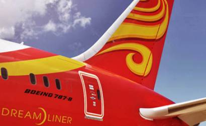 Hainan Airlines launches new Shenzhen-Dublin route