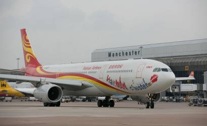Hainan Airlines to go five times weekly on Manchester-Beijing route