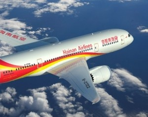 Hainan Airlines takes delivery of first Dreamliner