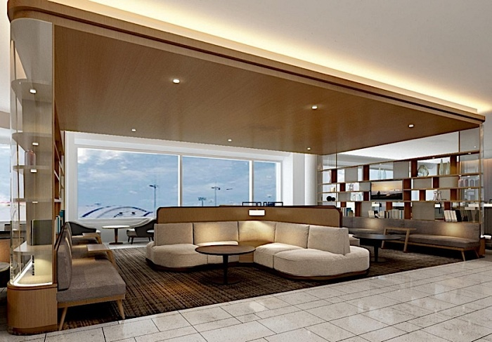 Hainan Airlines welcome new lounge to Terminal 2 at Beijing Capital Airport
