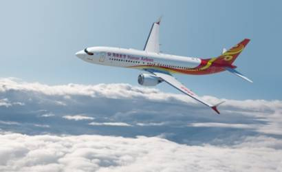 Hainan Airlines reaffirms Boeing commitment with new 737 MAX 8 deal