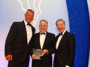 Hogan inducted into British Travel & Hospitality Industry Hall of Fame