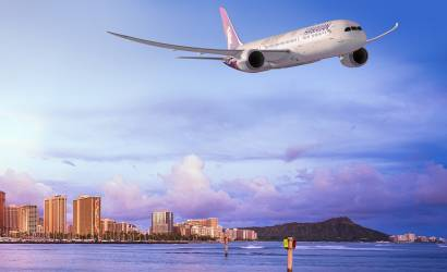 Hawaiian Airlines signs for ten Boeing 787-9 Dreamliners