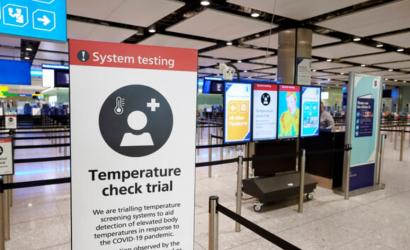 Heathrow launches thermal screening technology trial