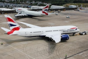 Sharp increase in UK exports through London Heathrow