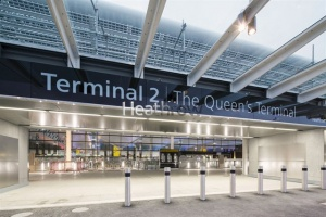 United Airlines prepares for Heathrow Terminal 2 opening
