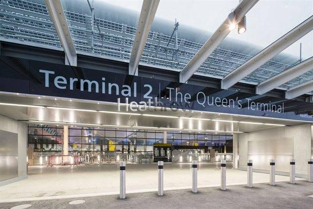 Lufthansa Arrives At Terminal 2 At London Heathrow News