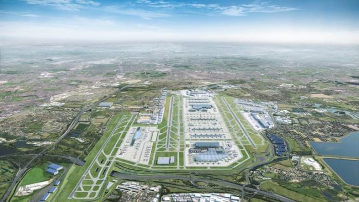 Supreme Court overturns ban on third runway at Heathrow Airport