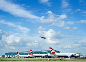 Heathrow breaks seven million passenger barrier