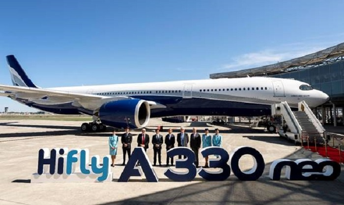 Hi Fly welcomes latest Airbus A330neo to fleet