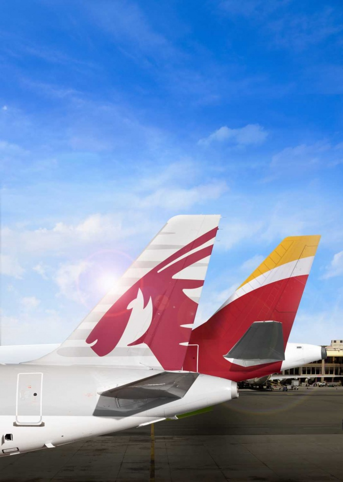 Iberia and Qatar Airways expand codeshare partnership
