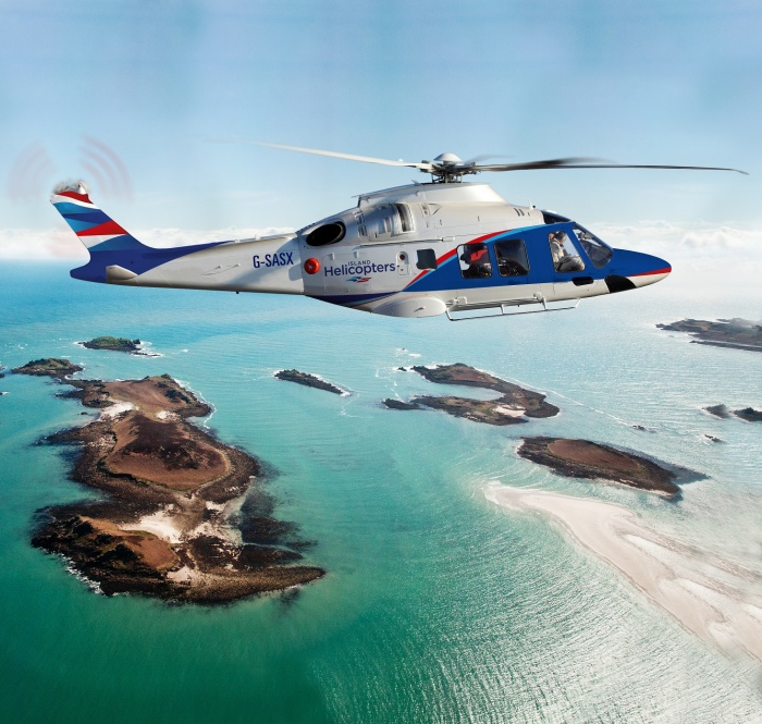 New helicopter service to connect Land's End to the Isles of Scilly