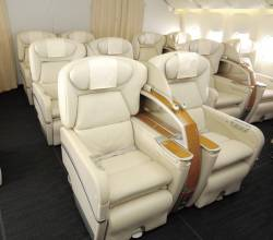 Japan Airlines confirms new first class seating on domestic routes