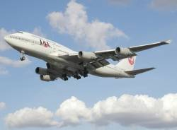Japan Airlines re-launches English language website