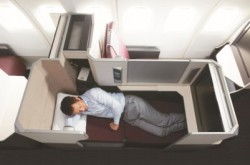JAL SKY SUITE 787 makes debut with new cabin interior