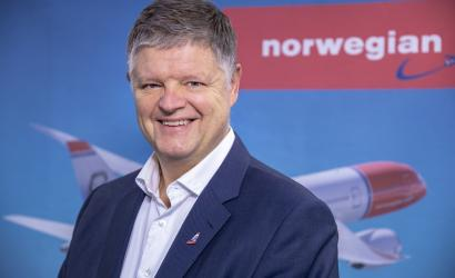 Schram appointed chief executive with Norwegian
