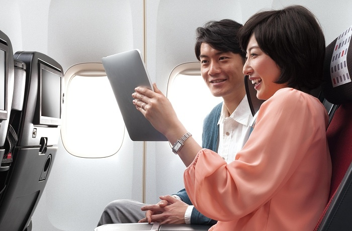 Japan Airlines signs distribution partnership with Travelport