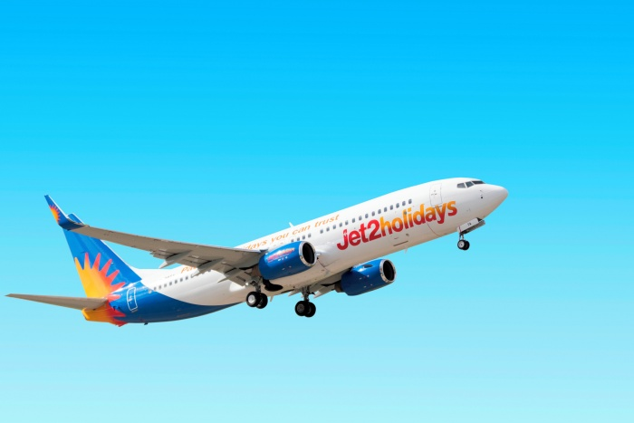 Jet2.com to launch Toulouse flights in 2022