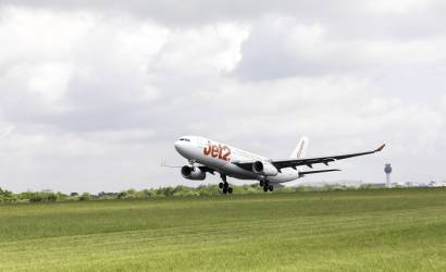 Jet2.com raises £172m in fresh share offering