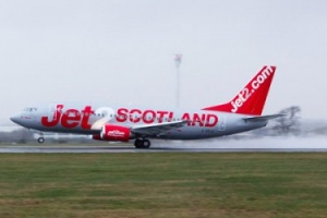 Jet2.com launches first flight from Glasgow