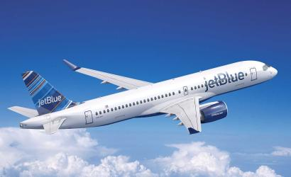 JetBlue becomes first Airbus A220 customer with 60 plane order