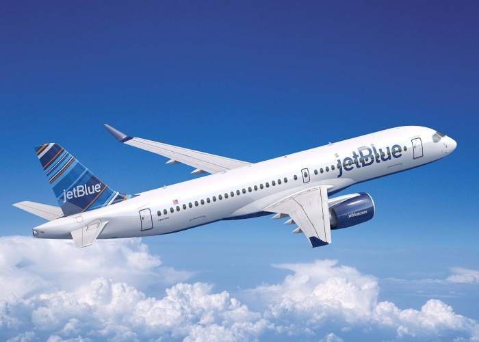 JetBlue Airways finalises A220-300 order with Airbus