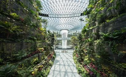 Jewel Changi Airport opens in Singapore