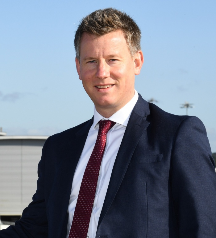 Pollard appointed chief commercial officer at Gatwick