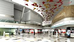 Areen puts finishing touches to King Abdulaziz International Airport in Saudi Arabia