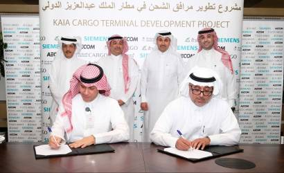 Saudia Cargo signs deal for new facility at King Abdulaziz International Airport