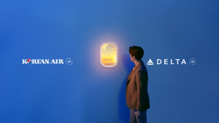 Korean Air and Delta Air Lines launch joint adverting campaign