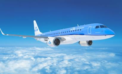 KLM returns to Leeds Bradford airport