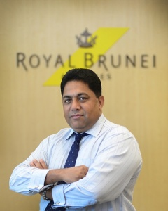 Chand to step into chief executive role with Royal Brunei