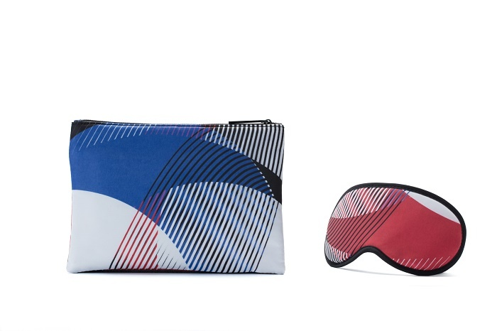 Qantas unveils new range of curated amenity kits