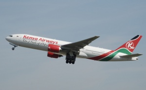Kenya Airways receives first Boeing 777-300ER