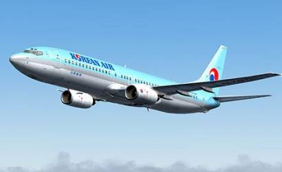 Korean Air posts largest ever quarterly profit