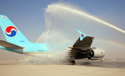 Dubai World Central welcomes first A380 flight