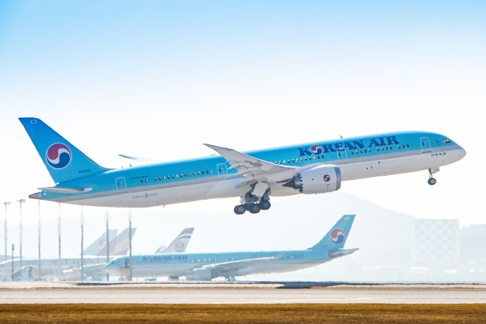 Korean Air ups flights to Danang, Busan and Istanbul for winter season