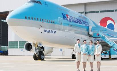 Korean Air reveals network changes for summer 2017